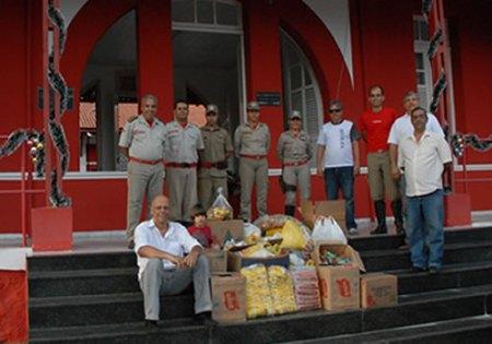 Rotary doa alimentos